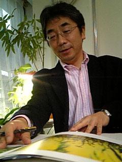 株式会社フロンティアコミュニケーション 金丸氏