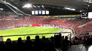 スタジアムでの試合観戦で利用するiOSアプリ/Androidアプリ開発